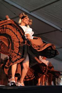 Ballet Folklorico Guadalajara y Mariachi