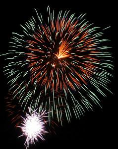 Fireworks (July 4, 2006)