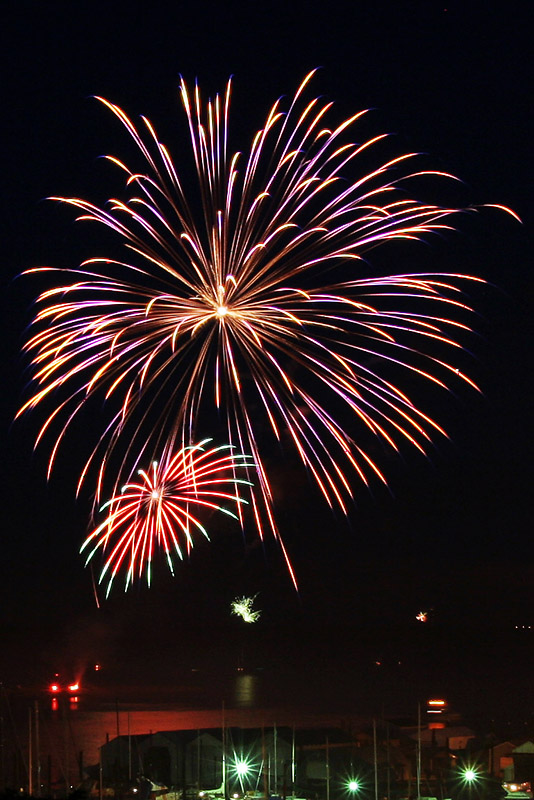 Fireworks (July 4, 2008)
