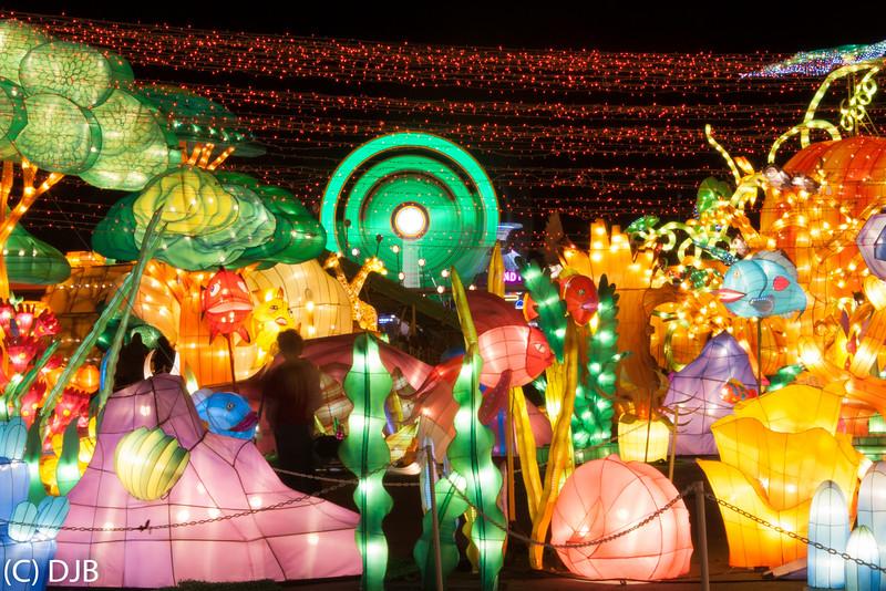 Global Winter Wonderland 2015, Sacramento, CA