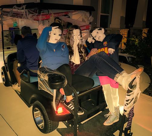 Golf Cart Zombies