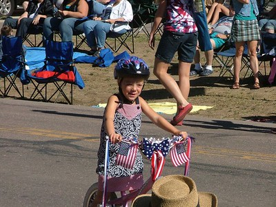 Small Town Celebrates Independence Day