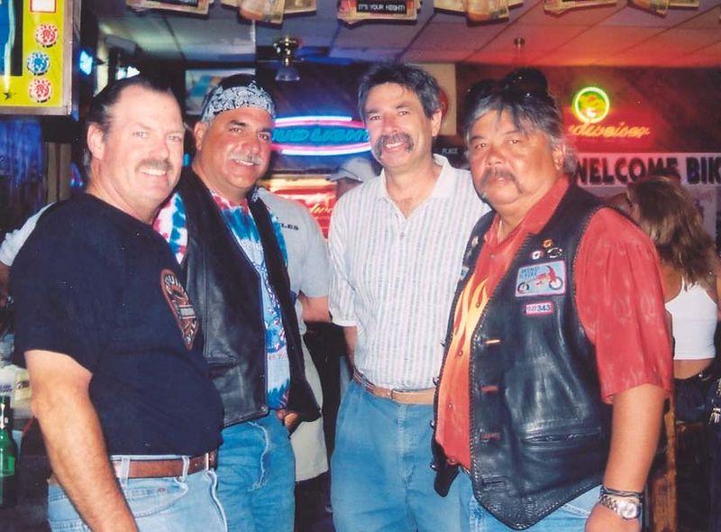 Phil, JC, Pat & Phil