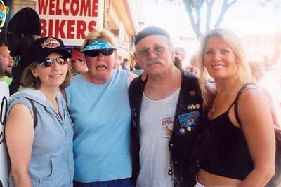 Terry, Mary, Ron & Sherry