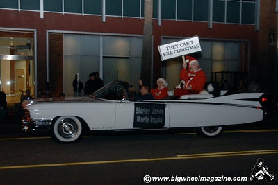 Hollywood Christmas Parade - Hollywood, CA - November 30, 2008 Photo
