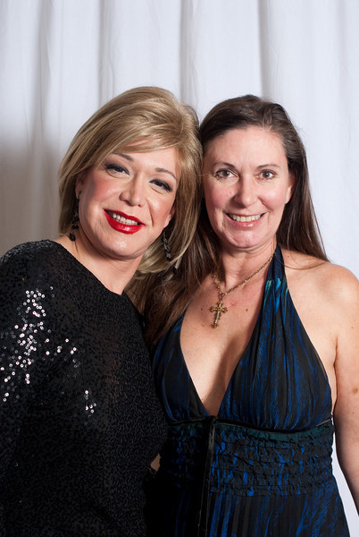 2009 Snow Ball Cristine Calix and Susan Clinton-252