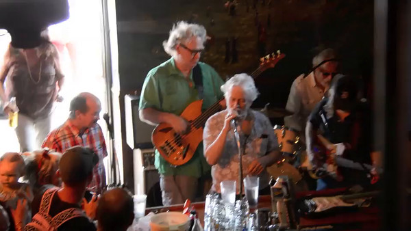 VIDEO:  Lenny & Mike Federal Band - Into the Mystic