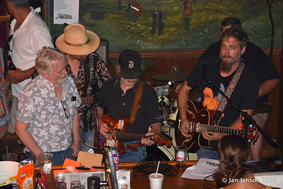 Final jam @ 2015 Holy Angels Benefit at Comet Grill  9-6-15