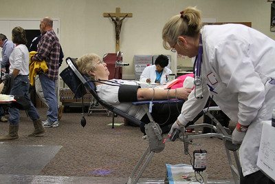 Holy Cross Blood Drive   071