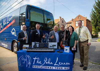 Brian Rothschild, Bus, Edward Burns, Flushing, Holy Cross, Keri-Ann Wade-Donohue, Mike Truesdell, New York, OWC, Paul Vallone, Terry Tarpey