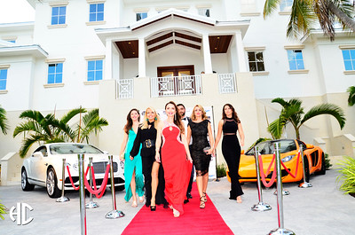 Home & Castle TV Launch Party