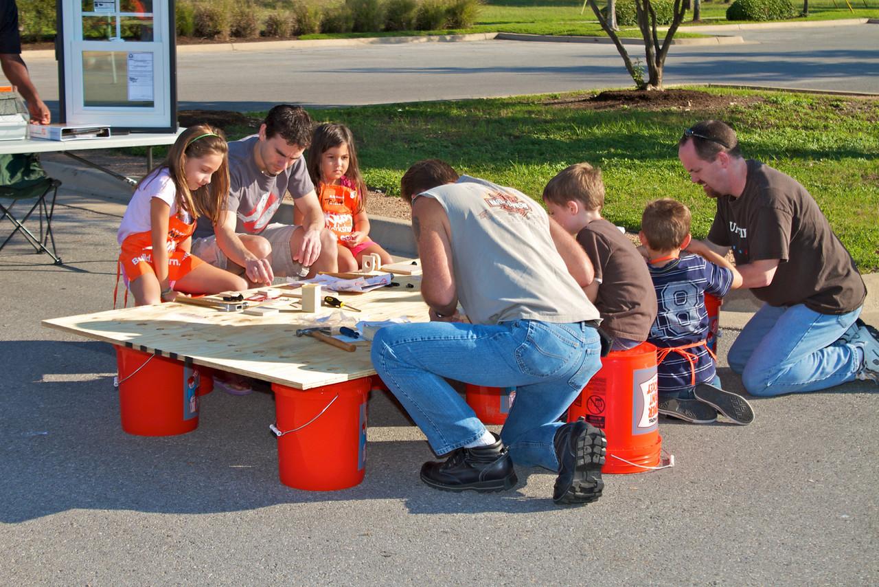 Kids Workshop at Home Depot - 2010-10-02 - IMG# 10-005255