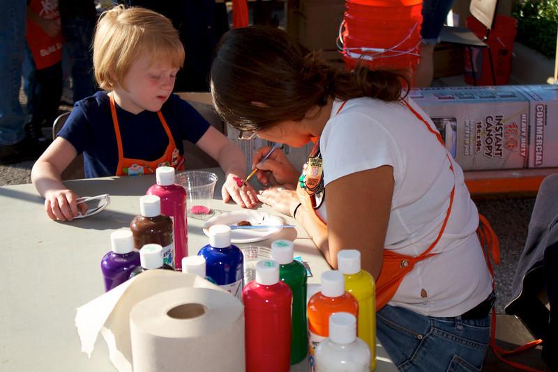 Kids Workshop at Home Depot - 2010-10-02 - IMG# 10-005226