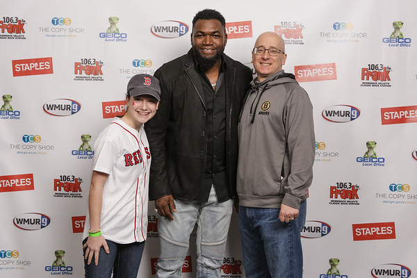 Home Run For Heroes-Big Papi-SVCC