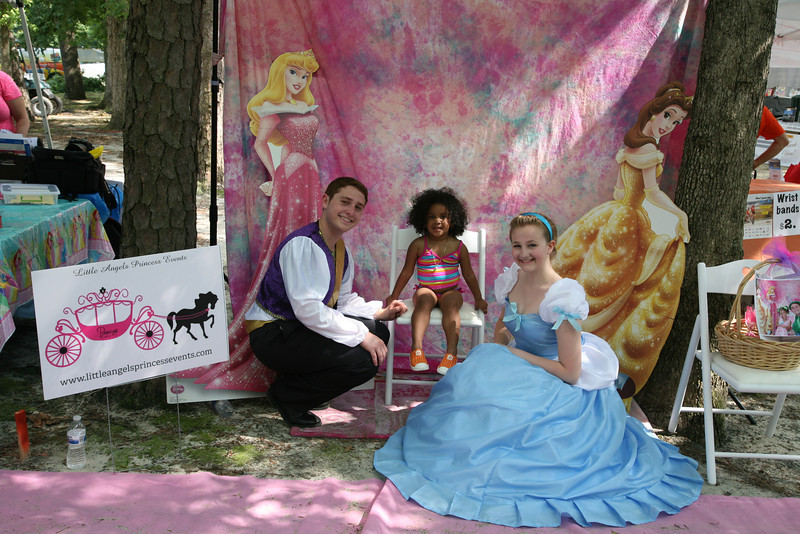Come take a picture at Little Angels Princess Events