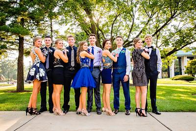 Homecoming 2016 Formals