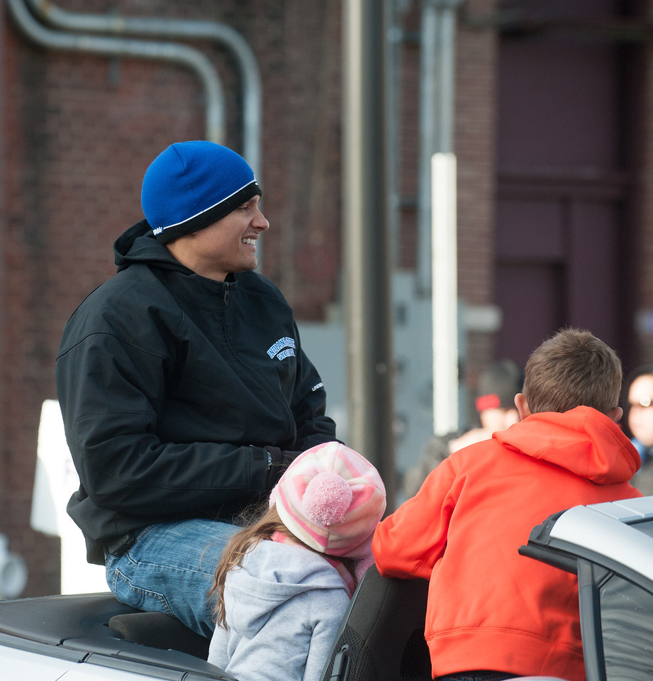 Images from Homecoming parade 2012