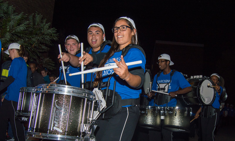 Torch Parade