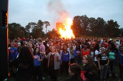 Homecoming Festivities 2014