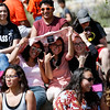 Homecoming Pep Rally at Centennial Plaza, Thursday, October 5, 2017, in El Paso, Texas. Photo by Ivan Pierre Aguirre/UTEP Communications
