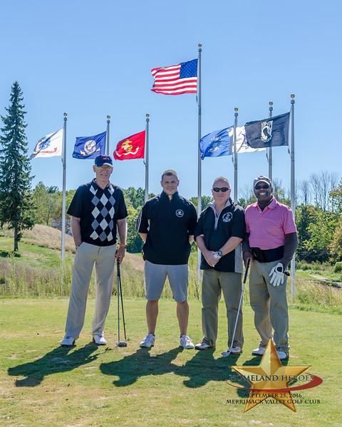 Homeland Heroes Golf Tournament