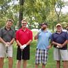 me, Andrus, Josh and Dana