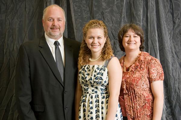 Homeschool Graduation Portraits