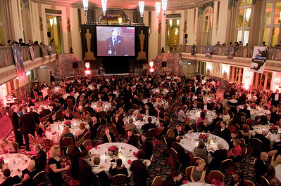 Gala Event - Hall of Mirrors, The Cincinnati Hilton Netherland Plaza