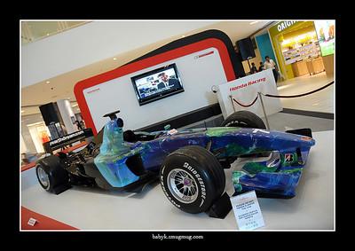 Honda F1 Roadshow @ Queensbay Mall Penang