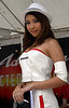 Honda Race Festival, Chiang Mai 2008<br /> If all the Bridgestone staff looked this way ....