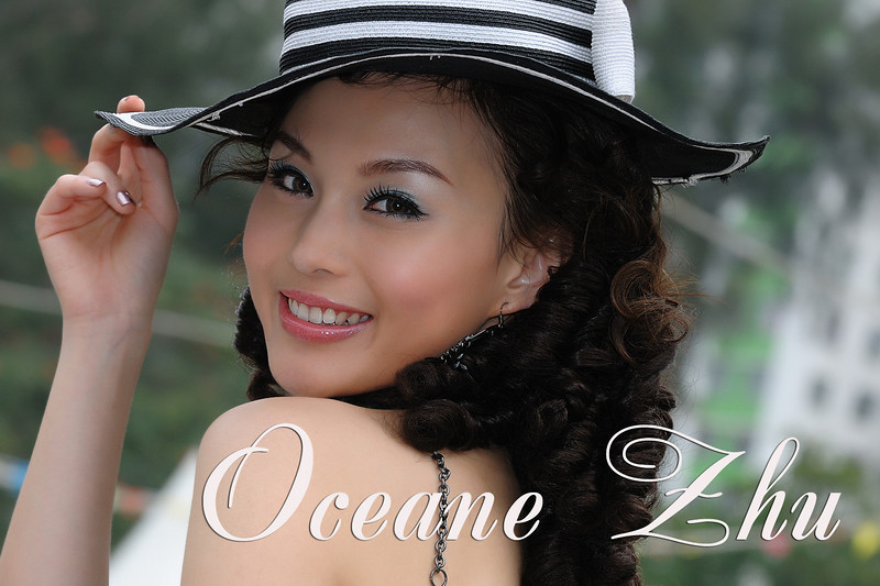 Oceane Zhu 朱璇 - Ms Chinese International 2008