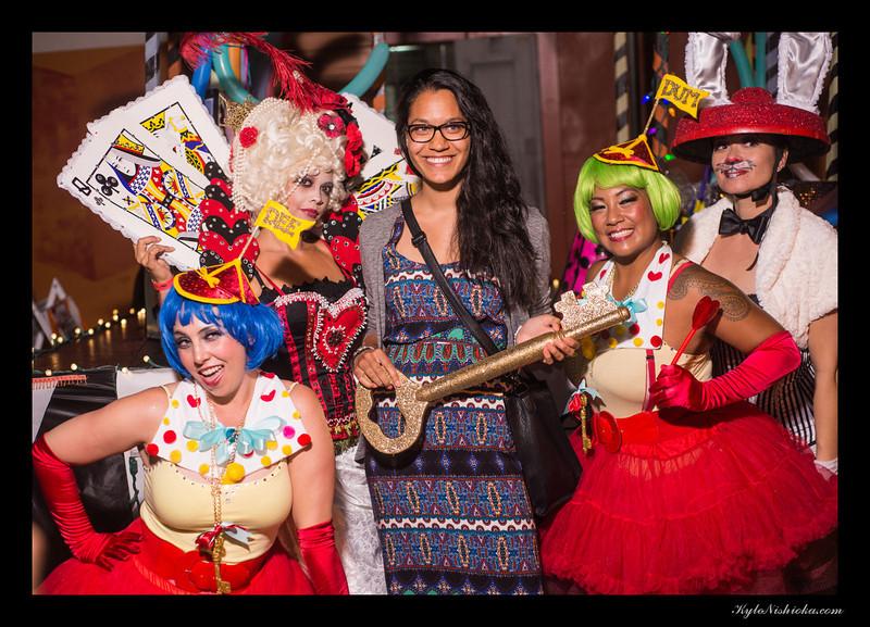 Honolulu Mardi Gras 2014