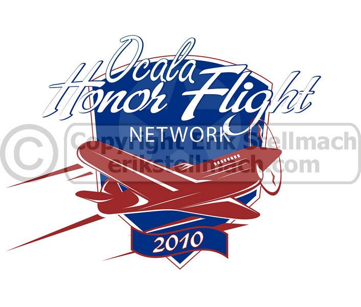 1 Ocala Honor Flight logo 2010