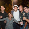 San Jose Mayor Sam Licciardo and friends