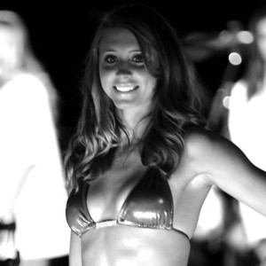 Hooters St. Patrick's Day Bikini Contest