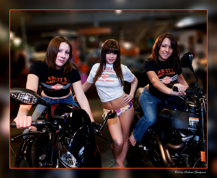 Hooters & Harleys II
