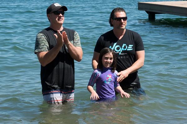 Hope Church Baptisms