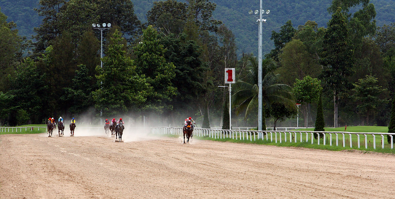 Chiang Mai Army Race Track