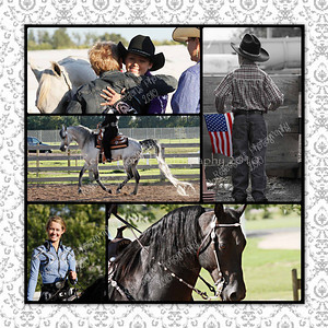 Horse show photography