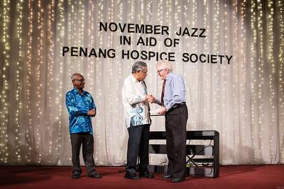 Hospice November Jazz 2017