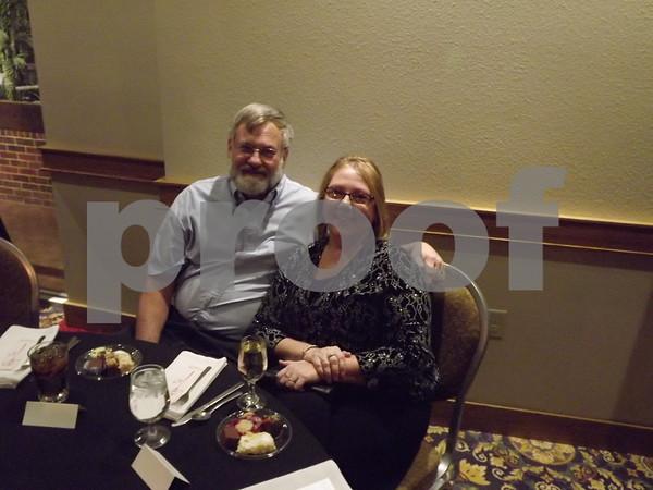 Dave and Becky Kalous.