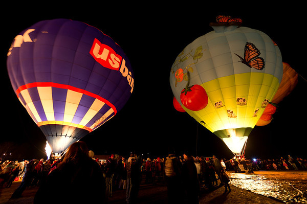 Hot Air Affair 2012 - Moon Glow