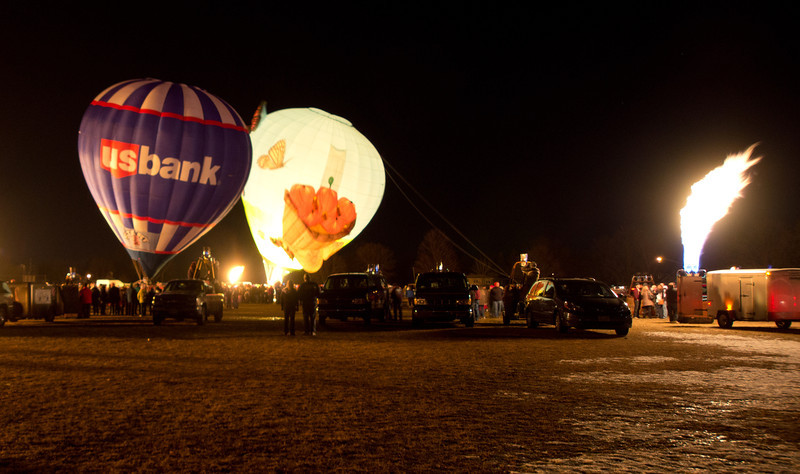 Hot Air Affair 2012