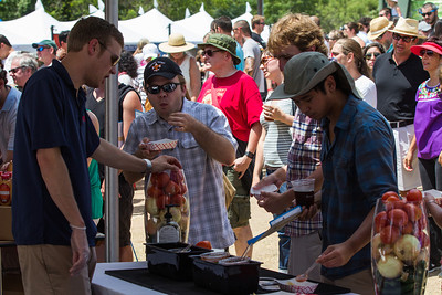 Austin Hot Sauce Festival