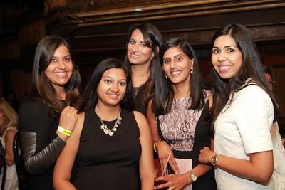 Aditi Kumar, Neelima Kunam, Evita Singh, Chethana and Reshma Gottam