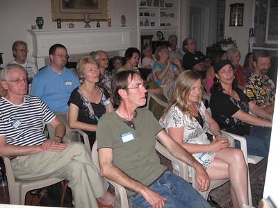 June 13 2009 House Concert