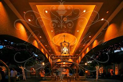 House of Petals Festive Holiday Decor at the Elegant Langham Pasadena Hotel!