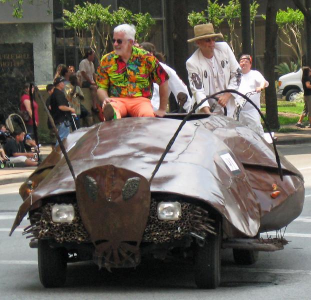Roach car