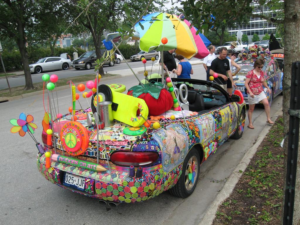 Quiter's car