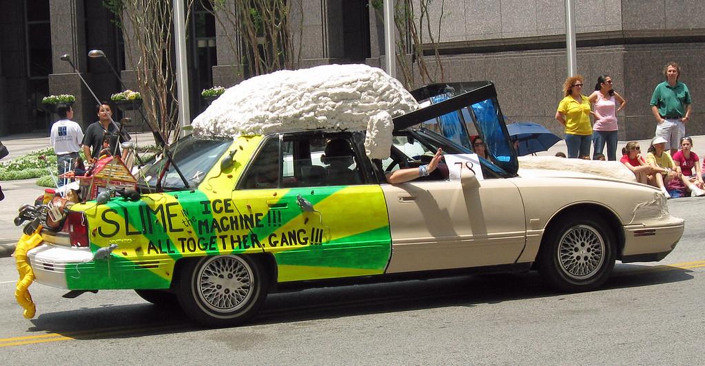 Marvin Zindler car